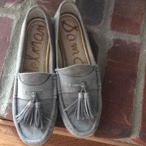 Sam Edelman suede loafers